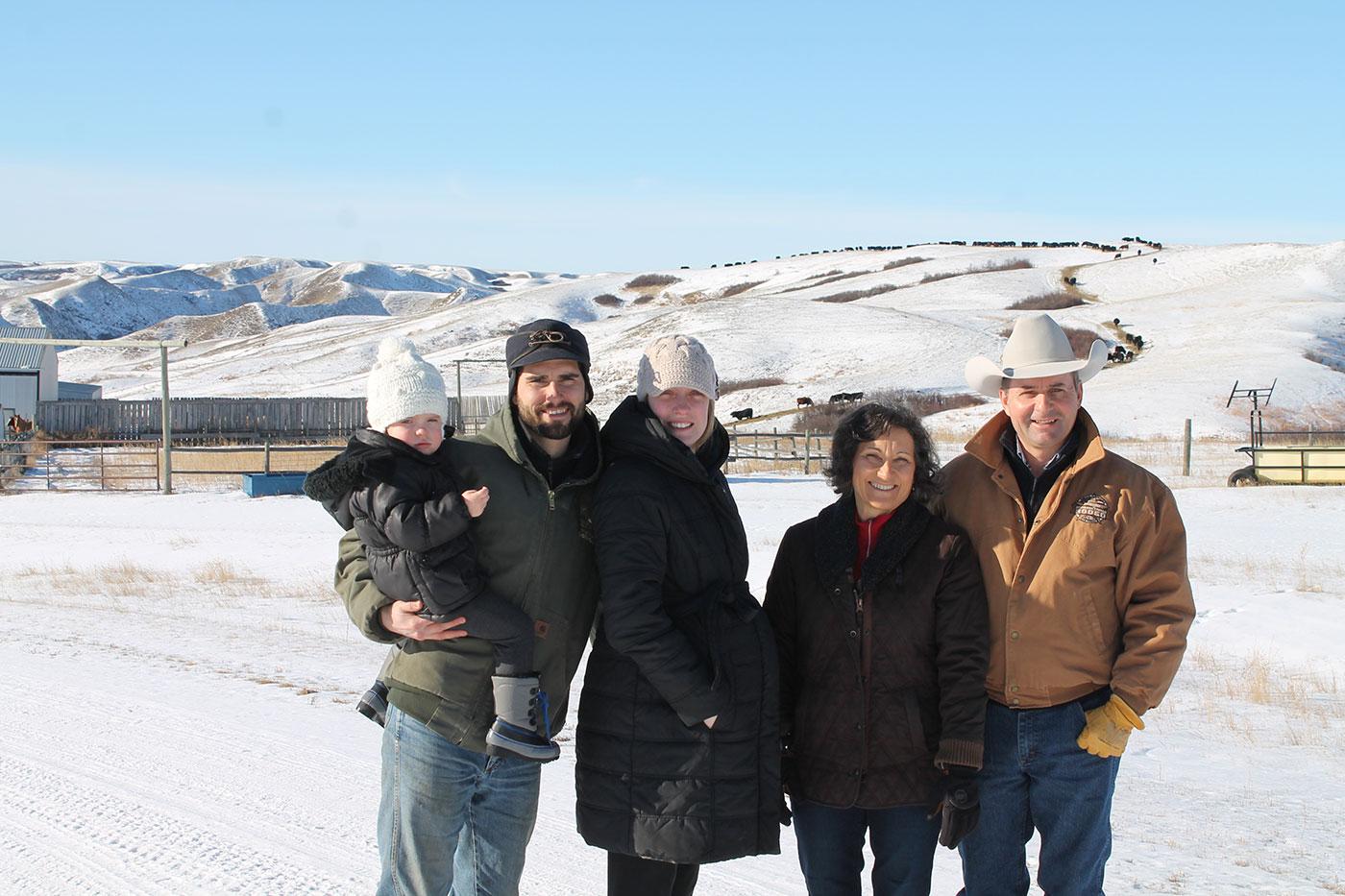 Schellenberg Family