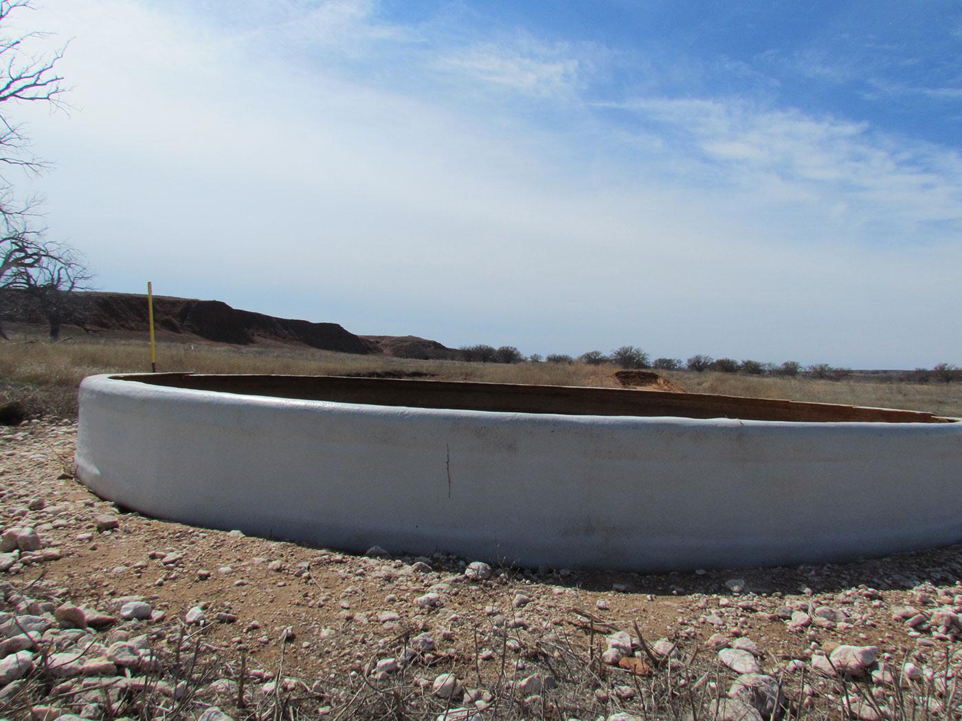 Livestock Tank